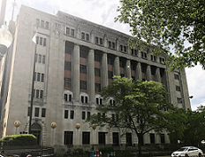 The George N. Leighton Criminal Courthouse at 2600 S. California, where Central Bond Court takes place 7 days per week.