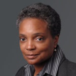Chicago Police Board President Lori Lightfoot, courtesy of Mayer Brown